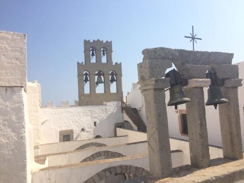 een deel van het klooster