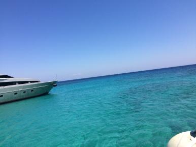 een plek van de boottour