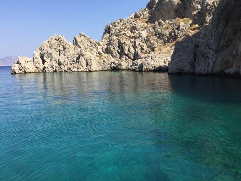 Het prachtige water